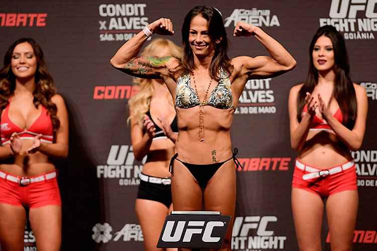 Lutadora do UFC dá dicas grátis para atletas